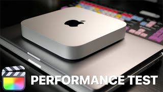 M1 FINAL CUT PRO PERFORMANCE T…