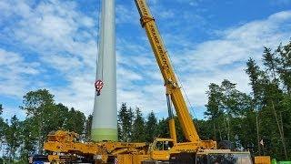 Stehr Plattenverdichter SBV 160-2 | Kranstellflächen Windkraftanlagen [HD] [DE]