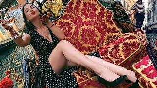 Гондолы и Прочие Гондольеры. Печенюшка и Я. Венеция Обзор. Венеция Осенью. Италия Цены // Oxana MS