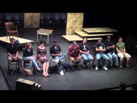 Delbert Tibbs Talkback at Next Act Theatre