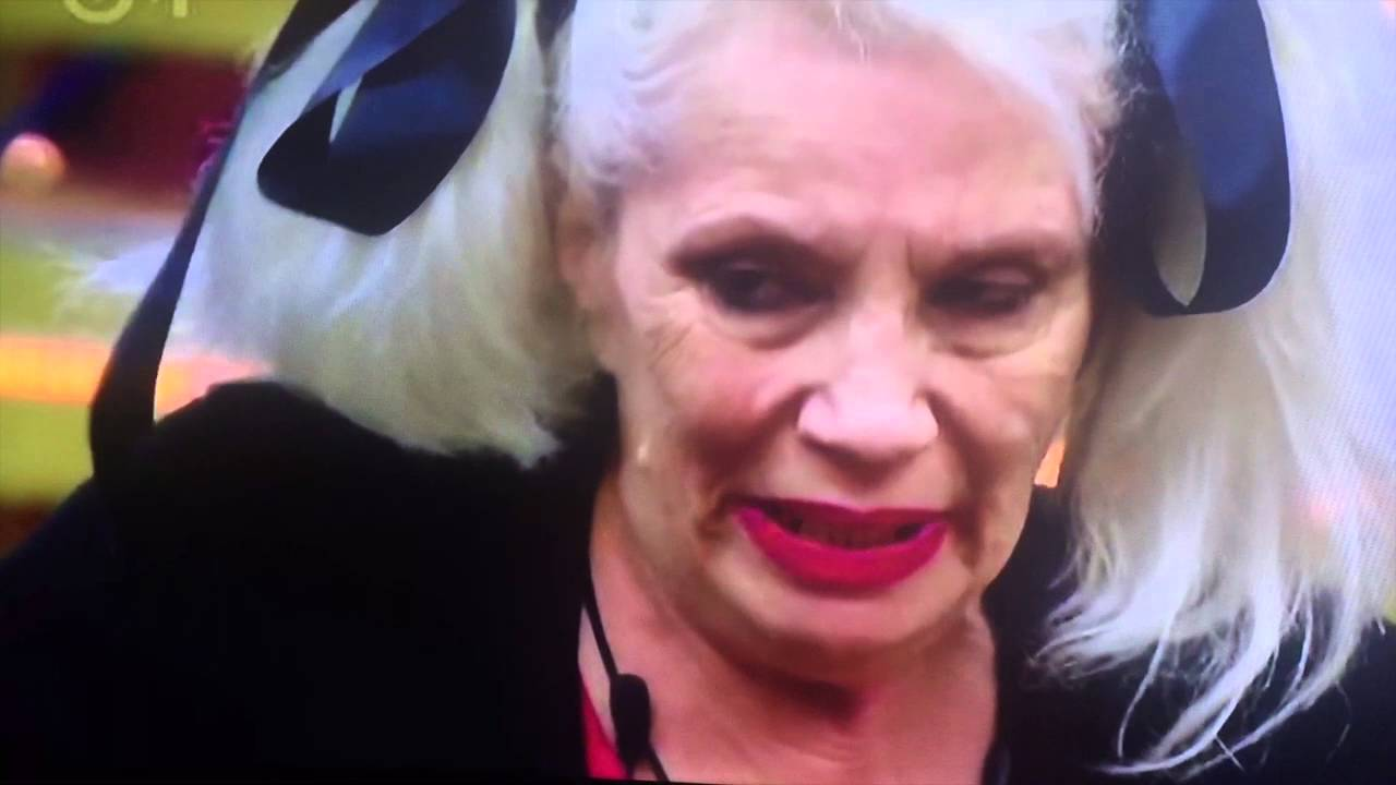 Angie Bowie Breakdown Mash-Up - Celebrity Big ... - YouTube