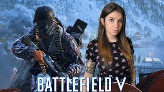 BATTLEFIELD V - UPDATE IS HERE - PS 4 PRO GAMEPLAY