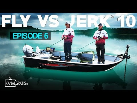FLY VS JERK 10 - Ep. 6 - River Day (with German, French & Polish subtitles)
