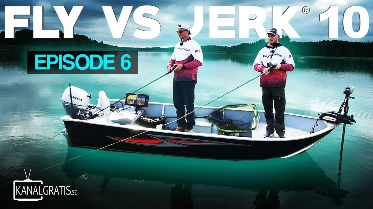 Download FLY VS JERK 10 - Ep. 6 - River Day (with German, French & Polish subtitles)