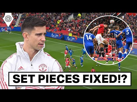 Who Is Eric Ramsay? | Why United Need A Set Piece Expert | Coach Profile