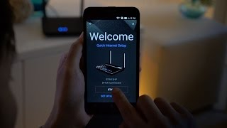How to Set Up ASUS Router with ASUS Router App   ASUS