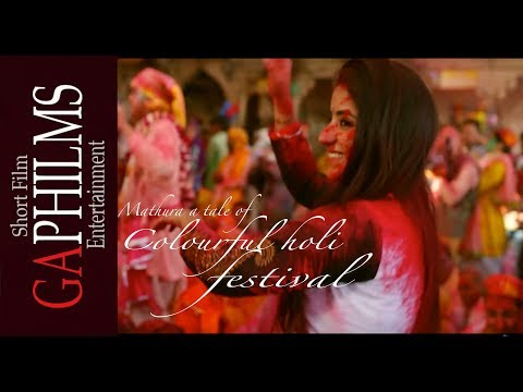 Mathura A Tale Of Colourful Holi Documentary