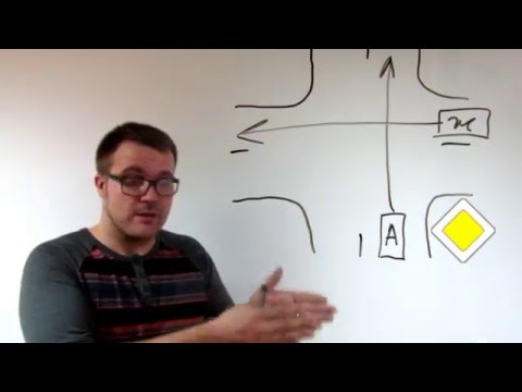 ПДД - Общие положения 2017 (только основные и человеческим языком) Часть 2