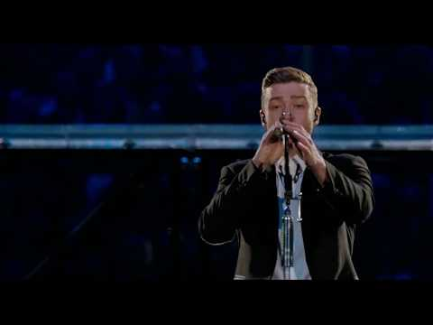 Justin Timberlake - Human Nature (Live from Las Vegas)