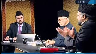 Do Ahmadis visit the graves of past saints-persented by khalid Qadiani.flv