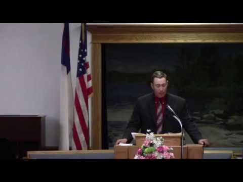 Justin Glinski SS- 2 Tim. 2:19 A Vessel unto Honor