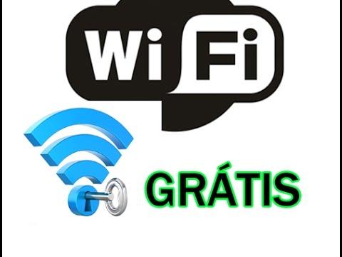 WiFi Grátis - Senha dos Vizinhos