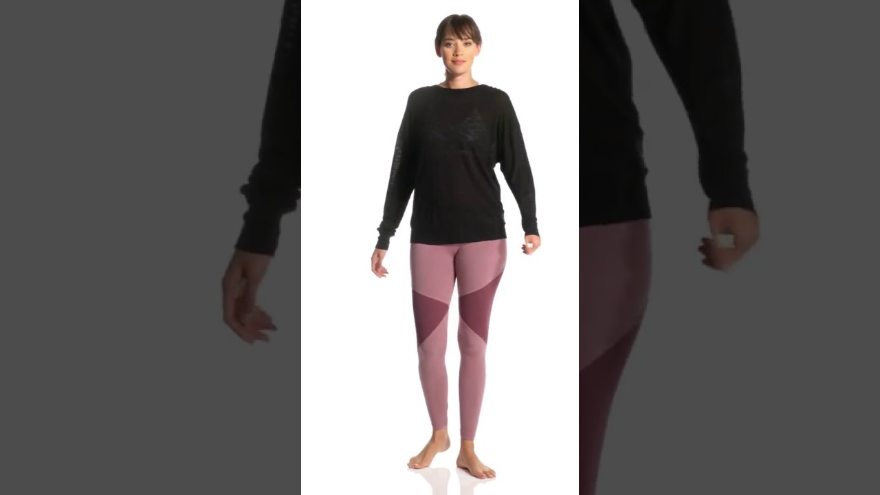 32aa95b743151 Hard Tail Low Rise Double Loop Cotton Yoga Leggings | SwimOutlet.com ...