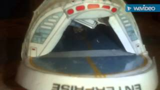 USS Enterprise 1:400 papercraft
