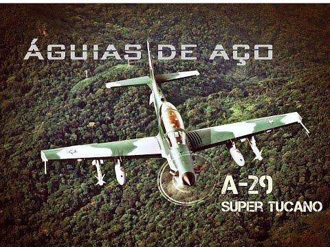A-29 Super Tucano (EMBRAER): Aeronave Leve de Ataque e Treinamento Avançado. Águias de Aço#23