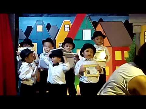 Mateo's culminating program children's center 2015