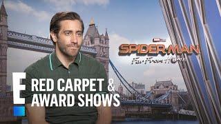 Jake Gyllenhaal Talks First Day on