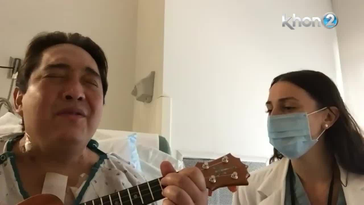 DIGITAL EXCLUSIVE: Music and medicine: Local musician and doctor bond over duet