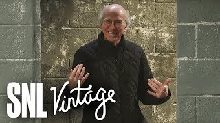 Larry David Becomes Kevin Roberts - SNL