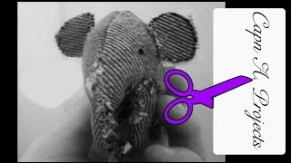 How To SEW an Elephant