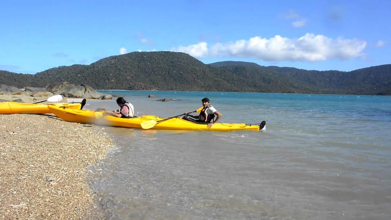 video Half Day Sea Kayaking Tour