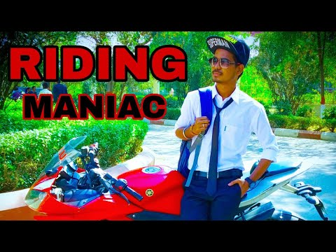 Riding Maniac | MJ Ultimate Creationz | BHU | RGSC | Mirzapur | Manjay Verma | Aelit 😎