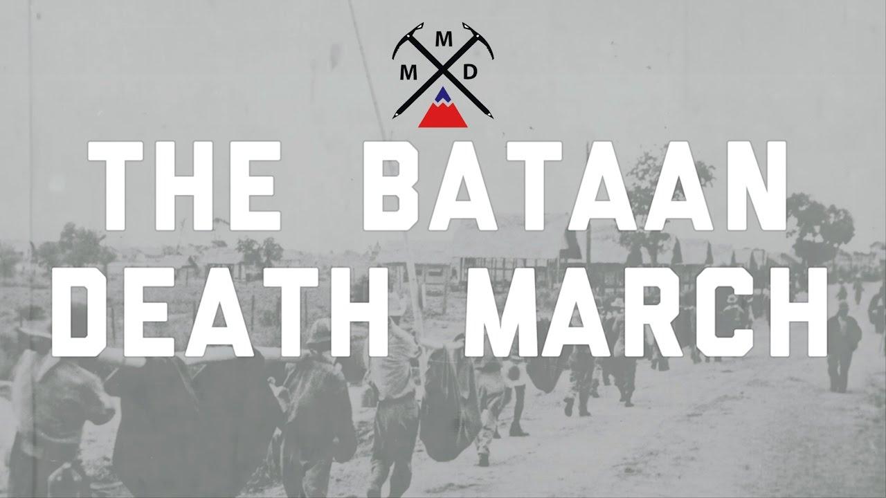 Bataan death march date in Sydney