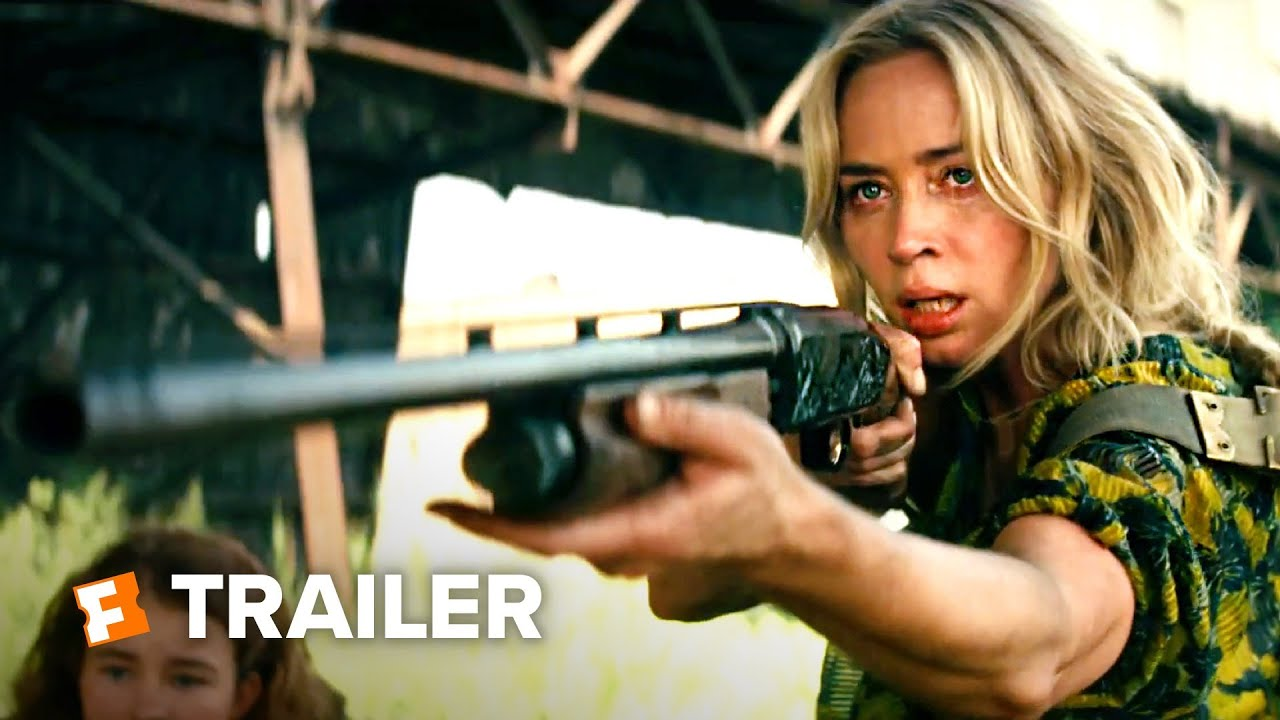 Download A Quiet Place Part II Final Trailer (2021) | Movieclips Trailers