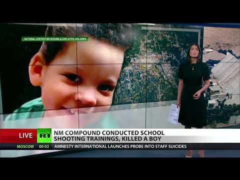 11 Children Found at 'Extremist'...