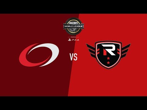 Complexity vs Rise Nation   CWL Pro League   Stage 2   Week 3 Day 1