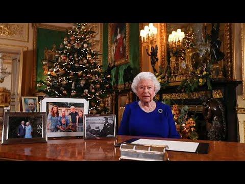 Último discurso de Isabel II antes do Brexit: a rainha faz o balanço de um ano histórico