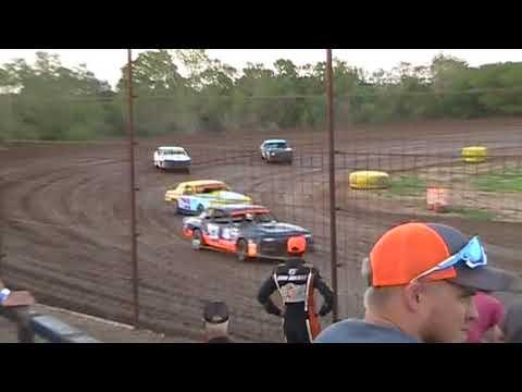 Salina Speedway 6-29-18 Stock Cars