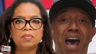 Oprah THREATENS To Collapse Russel Simmons Empire With This Disturbing Info About Him!!