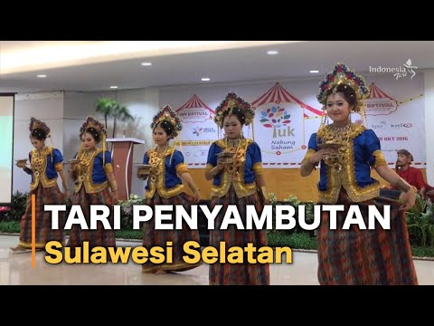 Tari Padduppa (Makassar Traditional Dance)