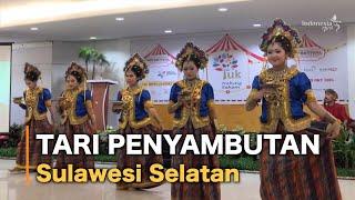 Tari Padduppa - Makassar Traditional Dance HD
