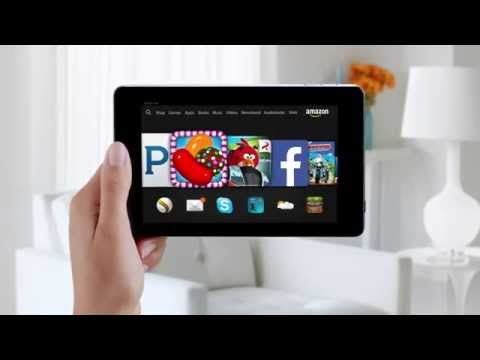 Amazon Fire HD Tablet Commercial 3