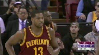 Cleveland Cavaliers vs Sacramento Kings - March 9, 2016