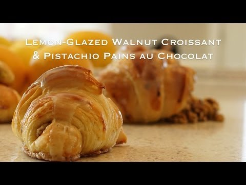 Croissant & Pains au Chocolat - Bruno Albouze - THE REAL DEAL