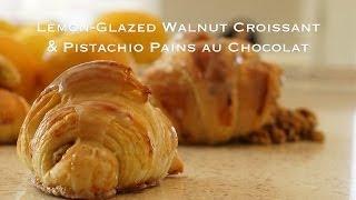 Croissant & Pains au Chocolat - Bruno Albouze - THE REAL DEAL