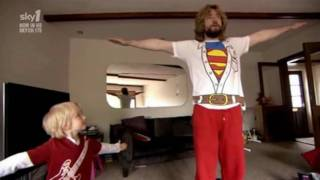 Justin Lee Collins - The Alternative List Of Exercises Video