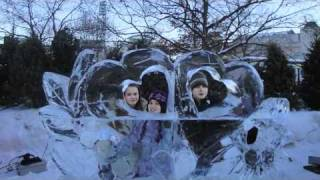 Ice Sculptures Winterlude 2011 Ottawa, Canada