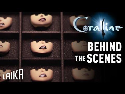 LAIKA   Coraline   Behind The Scenes