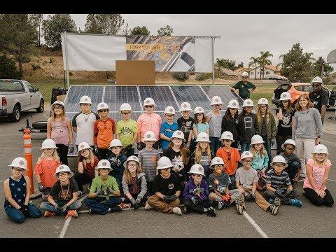 Solar STEM Event at Alamosa Park Elementary
