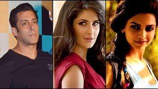 Download Video Salman 'kicks' Deepika and Katrina! MP3 3GP MP4