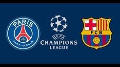 FCB Vs PSG Live Streaming Hd