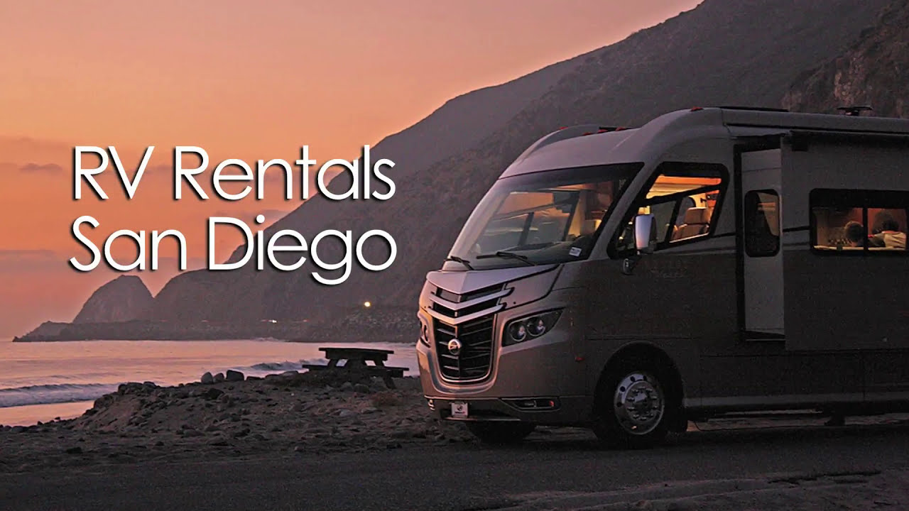 BBB A+ Top-Rated San Diego RV Motorhome & Travel Trailer