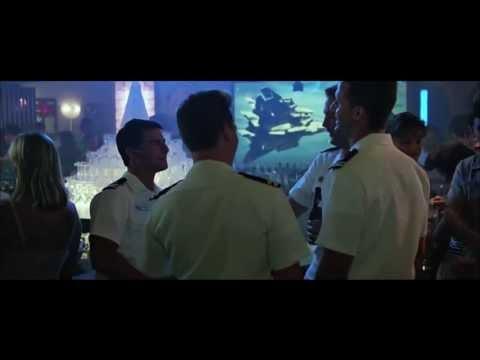 Top Gun: Bar Scene