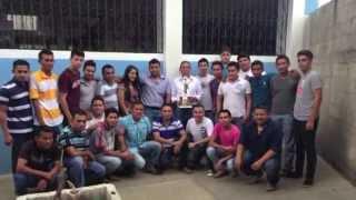 Primer Robot Realizado en la Region de Santa Rosa, Taxisco, Guazacapan, Chiquimulilla