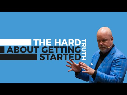 The Hard Truth About Getting Started – Eric Worre & Network Marketing Pro
