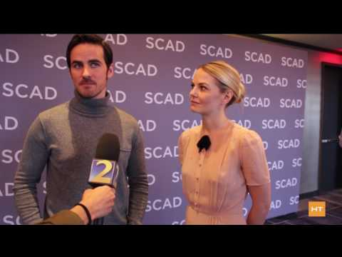 Jennifer Morrison and Colin O'Donoghue chat about 'Once Upon A Time'   Hot Topics
